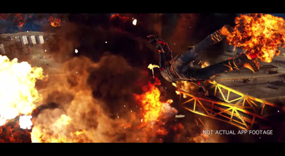 Трейлер Just Cause 3: WingSuit Experience