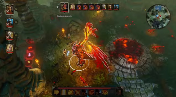 Трейлер Divinity: Original Sin Enhanced Edition - сражения