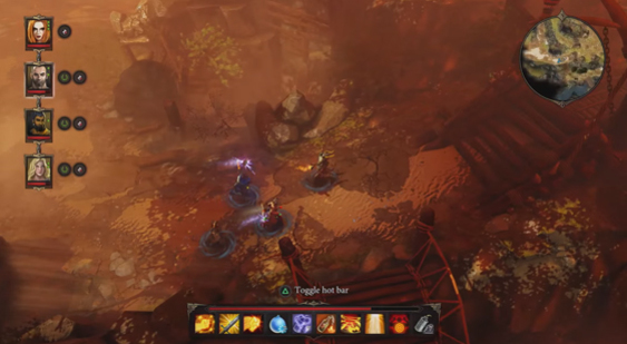Релизный трейлер Divinity: Original Sin Enhanced Edition