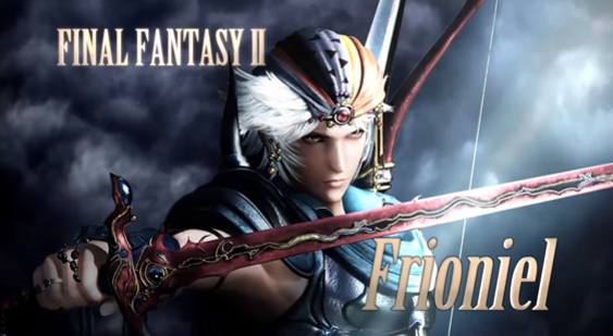 Трейлер Dissidia Final Fantasy - Firion
