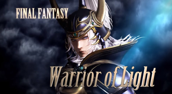 Трейлер Dissidia Final Fantasy - Warrior of Light