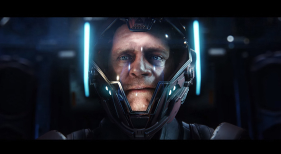 Тизер-трейлер Star Citizen - роль Марка Хэмилла