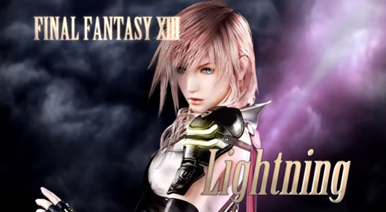 Трейлер Dissidia Final Fantasy - Lightning