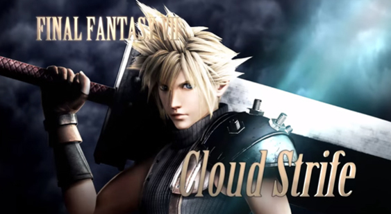 Трейлер Dissidia Final Fantasy - Cloud Strife