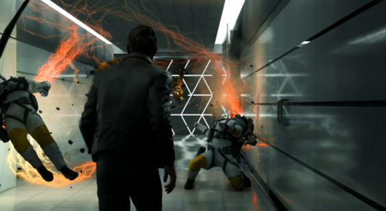 Трейлер Quantum Break - The Game Awards 2015