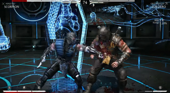 Видео Mortal Kombat X - анонс Enhanced Online Beta