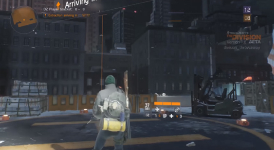 Видео бета-версии Tom Clancy's The Division - Speedhacking/Desyncing