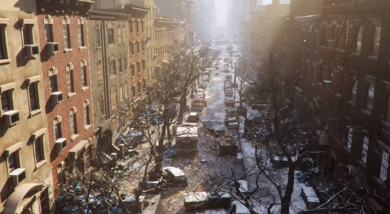 Видео Tom Clancy's The Division - технологии Nvidia GameWorks