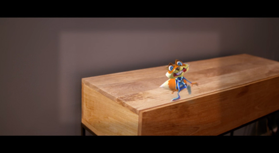 Трейлер Microsoft HoloLens - Young Conker