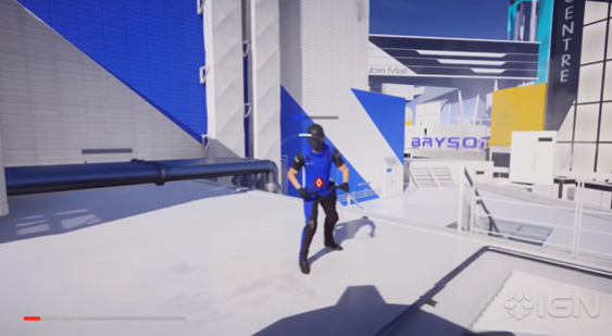 Геймплей Mirror's Edge Catalyst - миссия Old Friends