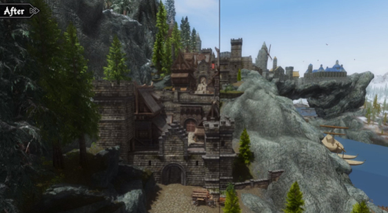скачать мод Holds The City Overhaul - фото 2