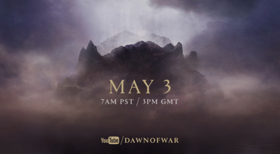 Тизер-видео новой Dawn of War - время анонса