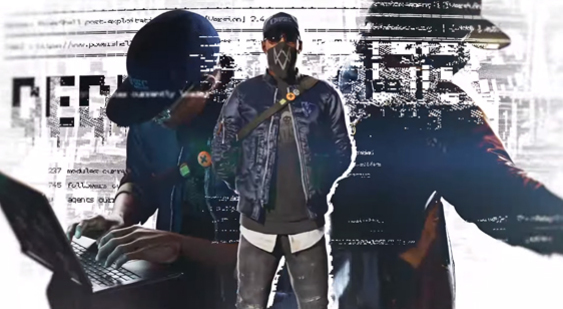 Ролик Watch Dogs 2 - Маркус Холлоуэй