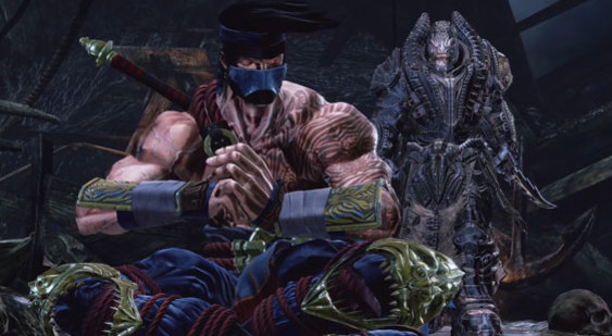Трейлер анонса Killer Instinct: Definitive Edition