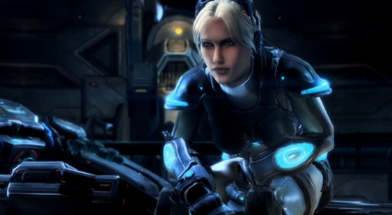 Трейлер StarCraft 2: Nova Covert Ops Mission Pack 2 (русские субтитры)