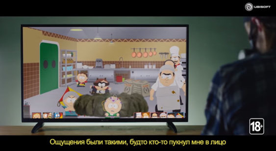 Трейлер South Park: The Fractured But Whole - Nosulus Rift (русские субтитры)