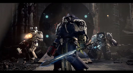 Трейлер Space Hulk: Deathwing - Gamescom 2016