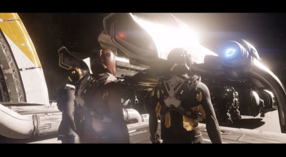 Трейлер Star Citizen - альфа 2.5