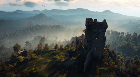 Релизный ролик The Witcher 3: Wild Hunt - Game of the Year Edition