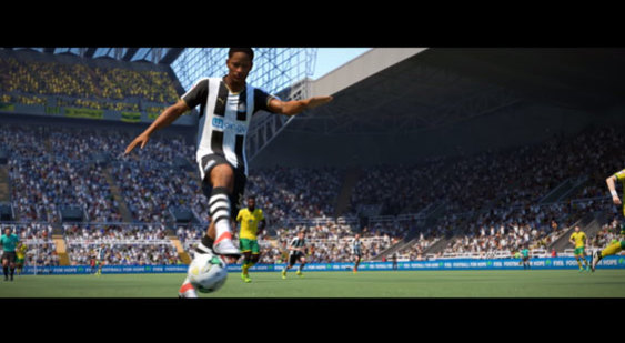 «Челси» вдемоверсии FIFA 17