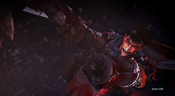 Трейлер Berserk and the Band of the Hawk с TGS 2016