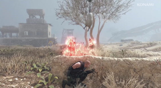 Кодзима добавили бы Metal Gear Survive роботов
