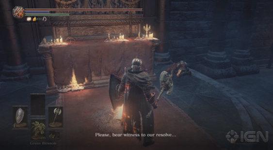 Вышло первое дополнение Ashes ofAriandel для Dark Souls 3