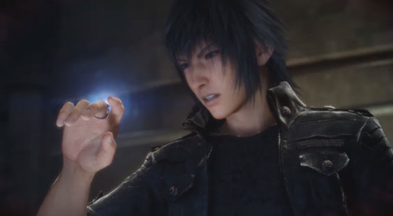 Final FantasyXV получит новое демо уже завтра— однако только вЯпонии