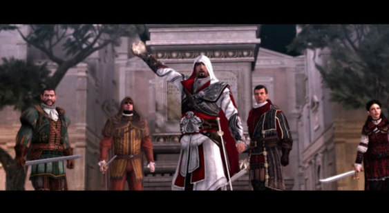 Релизный трейлер Assassin's Creed The Ezio Collection