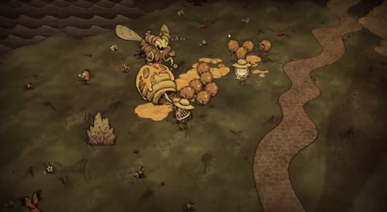 Трейлер обновления Don't Starve Together: A New Reign - Part 2