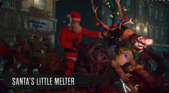 Ролик Dead Rising 4 - DLC Stocking Stuffer Holiday Pack в продаже