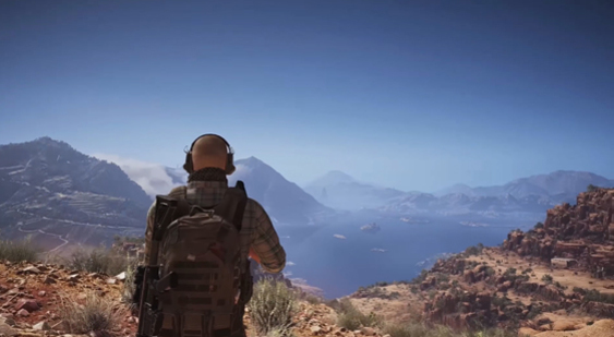 20 мин. геймплея Tom Clancy's Ghost Recon: Wildlands