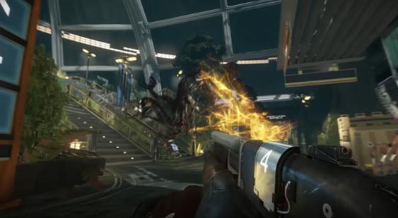 Стала известна дата выхода перезапуска игры Prey
