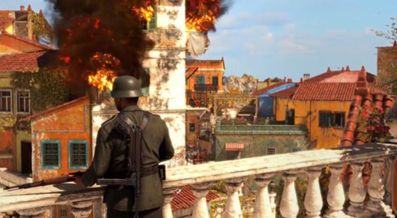 Rebellion подтвердили поддержку Sniper Elite 4 DirectX 12 сзапуска
