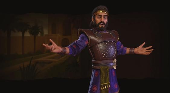 Новая цивилизация вCivilization VI— Персия