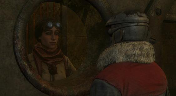 Вновом трейлере Syberia 3 показали старого знакомого Кейт Уокер