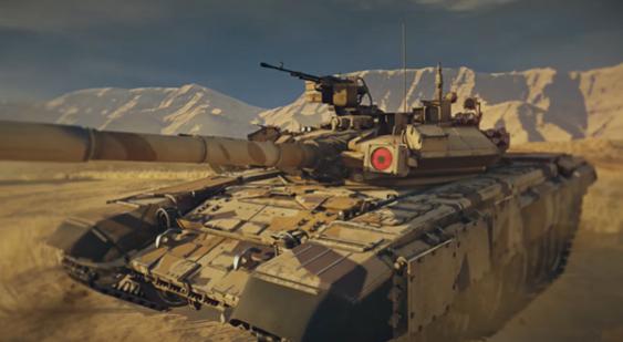 ВWar Thunder появятся «Армата» ибоевые вертолеты