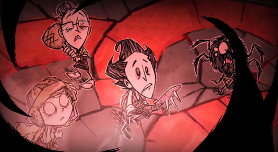 Трейлер к выходу Don't Starve Together: A New Reign