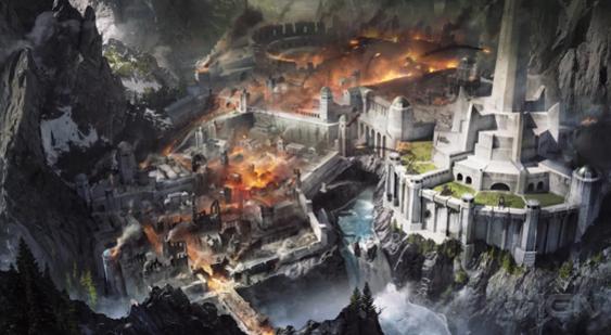 4 мин. игрового процесса Middle-earth: Shadow ofWar