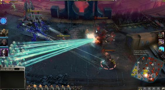 Warhammer 40,000: Dawn ofWar III— обзор сетевой игры