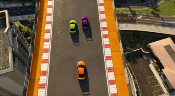 ВGTA онлайн появятся гонки нарадиоуправляемых машинах свидом сверху