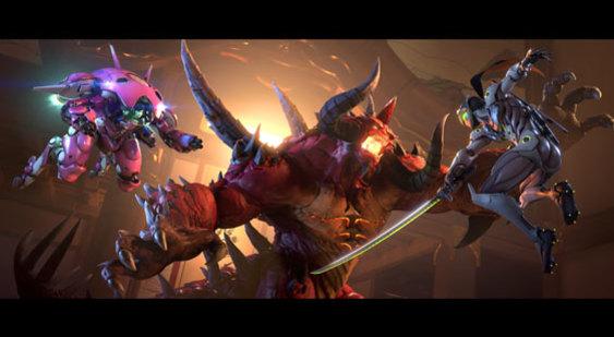 Blizzard выпустила обновление для игры Heroes ofthe Storm