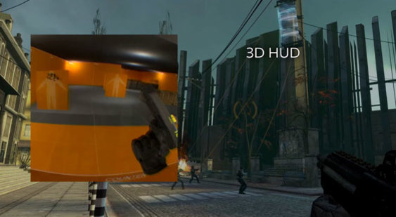 Трейлер мода Half-Life 2: VR - Steam Greenlight