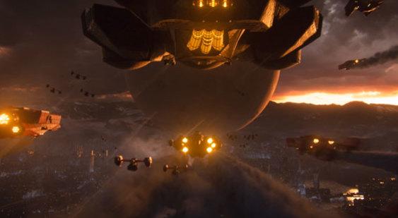 Первый геймплейный трейлер Destiny 2
