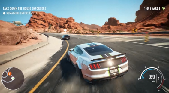 E3 2017: новый трейлер игеймплей Need for Speed