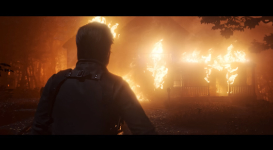 Трейлер анонса The Evil Within 2