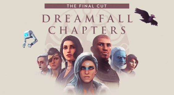 Трейлер Dreamfall Chapters: The Final Cut