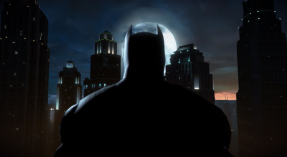 Геймплей Batman: The Enemy Within - начало первого эпизода