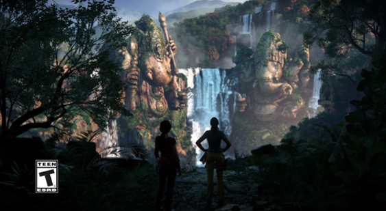 ТВ-реклама Uncharted: The Lost Legacy