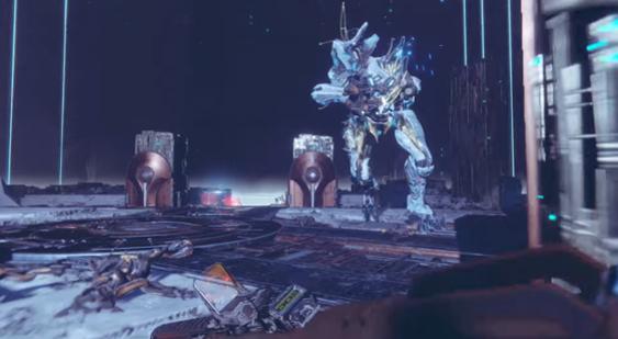 Трейлер открытого бета-тестирования Destiny 2 наPC